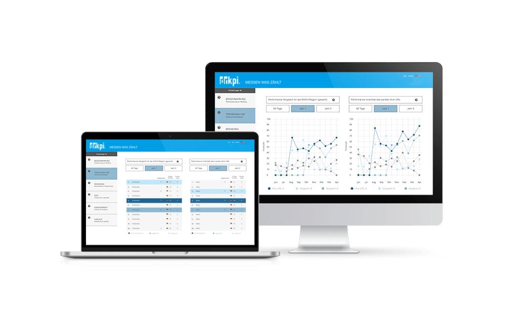 PageTracker SEO Audit mit dem neuen Benchmarking Tool für die Webseitenoptimierung